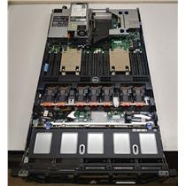 Dell PowerEdge R630 Barebones Server 10-Bay 1U 2x 1100W NO RAID w/ Heatsinks