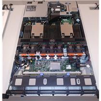 "Dell PowerEdge R630 Barebones Server 24-Bay 1.8"" SFF 1U w/Heatsinks NO RAID 750W"