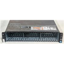 "Dell R730XD Barebones Server 24x 2.5"" Bay Chassis With 2x 750W PSU 2x Heat Sinks"