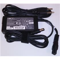 HP TPC-LA58 19.5V 3.33A 65W AC Adapter 902990-001 677774-001 w/ Mickey Cable