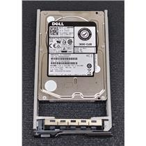 DELL 0RVDT 300GB 2.5'' 12Gb/s SAS 15K HDD AL13SXB30EN w/ R-Series Tray