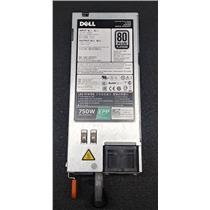 Dell V1YJ6 750W 80+ PLATINUM POWER SUPPLY for PowerEdge R430 R530 R630 R730