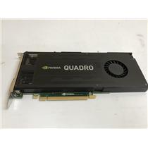Dell NVIDIA Quadro K4200 Graphics Card GDDR5 4GB XX5JN