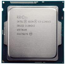 Intel Xeon E3-1246 v3 Quad Core Socket LGA1150 CPU Processor 3.5GHz 8MB SR1QZ