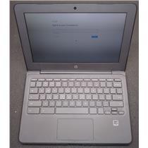 """HP Chromebook 11A G6 EE 11.6"""" AMD A4-9120C 1.60GHz 4GB 16GB eMMC BT/Wifi 6KJ19UT"""