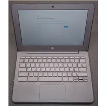 """HP Chromebook 11 G6 EE 11.6"""" Celeron N3350 1.1GHz 4GB 16GB eMMC BT/Wifi 3NU57UT"""