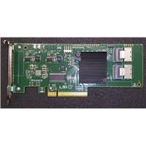 LSI SAS9211-8i 8-Port 6Gbps SAS PCI-e LSI Host Bus Adapter Low Profile