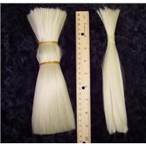 doll hair high grade blonde Natura sythetic  1 oz 22262
