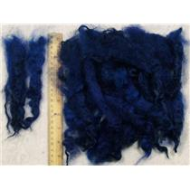 Cotswold wool locks  Royal blue  1oz  23454