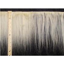 "Yak hair weft natural PFD clown wig 8/10x160"" 25490 FP"