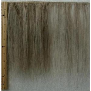 "wool str weft nat salt + pepper 10-12 ""x 80"" 24510 QP"