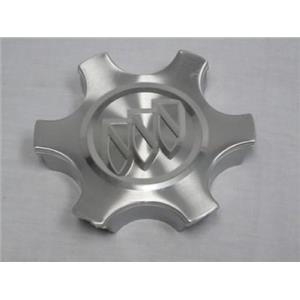 OEM GM Wheel Center Cap Buick Enclave Brushed Aluminum  09597063