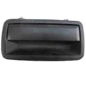Factory OEM 1999-2003 GM Chevy Black Metal RH Rear Door Handle Passenger Side