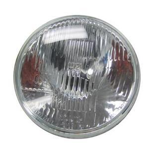"New Bosch 301 600 118 7"" Round H4 Headlight Harley Davidson Head Lamp Light"
