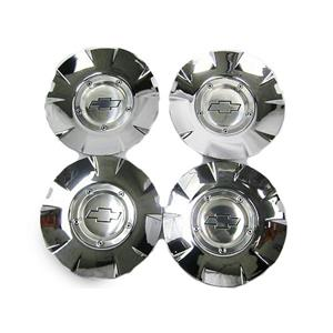 OEM GM Center Cap Silverado SS  Set of 4 (Chrome) 15116616