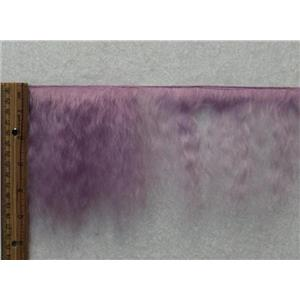 "mohair weft Light purple 4-6""  2 yds  25320"