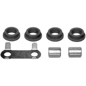 *NEW* Front Inner Tie Rod Steering Bushing Parts Kit SAE-K7349