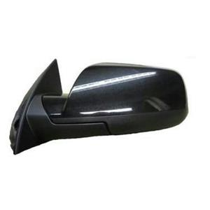 Factory GMC Terrain Chevrolet Equinox LH Driver Side Mirror Heated Carbon Flash