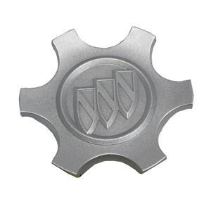 OEM GM Wheel Center Cap Buick Enclave 2007 - 2009 Silver 09597063