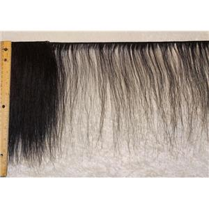 "Horse hair weft Natural dark Brown straight 8 to 10"" x190"" 25431 FP"