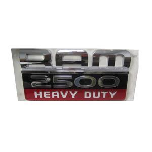 New OEM Dodge Truck 2500 Heavy Duty Front Door Logo Emblem Badge Nameplate