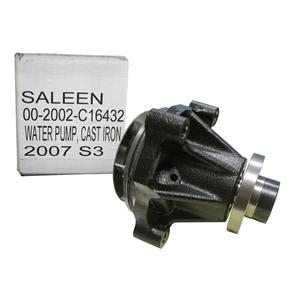 NEW Factory Black Color Saleen OEM 4.6L Ford Mustang Water Pump 00-2002-C16432