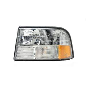 1998-2004 GMC Jimmy/Sonoma Passenger  Side Headlight