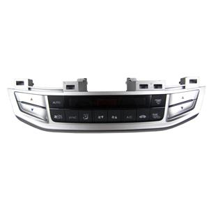 Climate Controls AC Heater Air Conditioning 2013 Honda Accord w/ Heated Mirrors