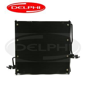 New Heavy Duty Delphi Factory OEM Quality CF20070 A/C Condenser / AC Condensor
