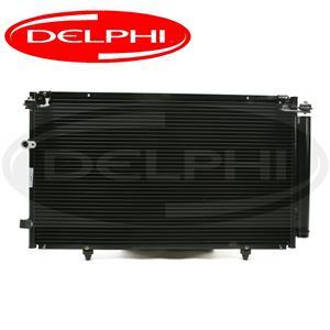 *NEW* Aluminum Condenser / Condensor A/C HVAC - Delphi CF20026