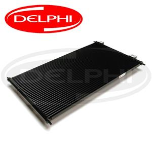 *NEW* Aluminum Condenser / Condensor - Delphi CF1087