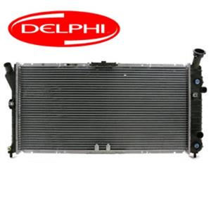 New Delphi Heavy Duty Buick Oldsmobile Pontiac RA1203 Radiator