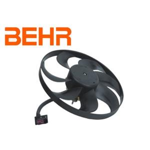 New BEHR Volkswagon Beetle Factory OE BEHR Radiator cooling fan 98-07