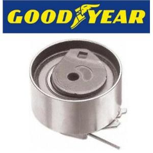New Premium Goodyear 48007 Engine Timing Belt Tensioner Idler Pulley T43001