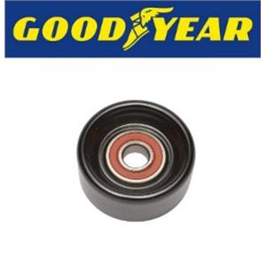 New Premium Goodyear 49006 Serpentine Belt Tensioner Idler Pulley 38006