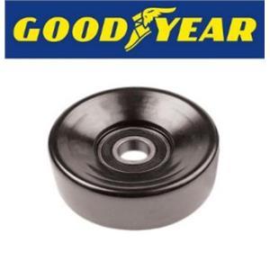 New Premium Goodyear 49008Serpentine Belt Tensioner Idler Pulley 38022