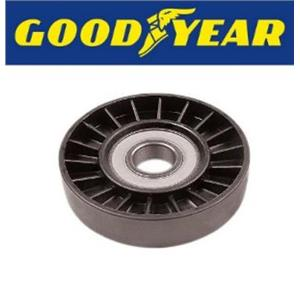 New Premium Goodyear 49010 Serpentine Belt Tensioner Idler Pulley 38032