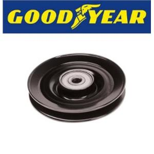 New Premium Goodyear 49020 Serpentine Belt Tensioner Idler Pulley 38004