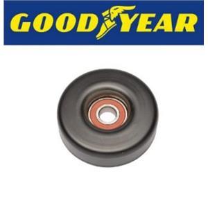 New Premium Goodyear 49026 Serpentine Belt Tensioner Idler Pulley 38026