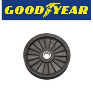 New Premium Goodyear 49040 Serpentine Belt Tensioner Idler Pulley 38029