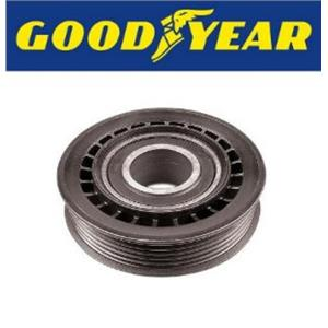 New Premium Goodyear 49071 Serpentine Belt Tensioner Idler Pulley 38080