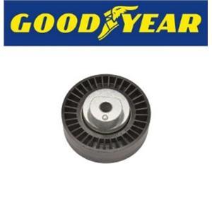 New Premium Goodyear 49081 Serpentine Belt Tensioner Idler Pulley 38091