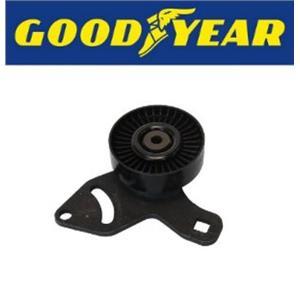 New Premium Goodyear 49120 Serpentine Belt Tensioner Idler Pulley 36153