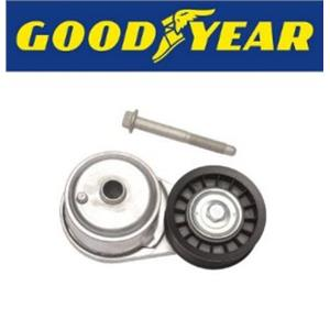 New Premium Goodyear 49203 Serpentine Belt Tensioner Idler Pulley Assembly 38103