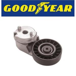 New Premium Goodyear 49255 Serpentine Belt Tensioner Idler Pulley Assembly 38168
