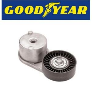 New Premium Goodyear 49258 Serpentine Belt Tensioner Idler Pulley Assembly 38164
