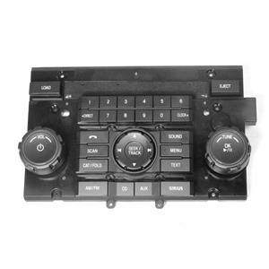 OEM Ford 09-11 Focus Escape Radio Control Panel Face Sirius - 9L8T-18A802-BB