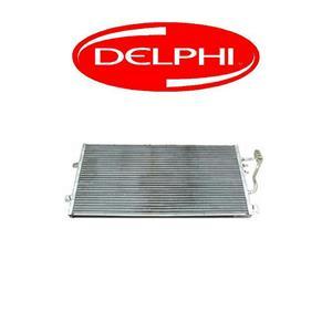 *NEW* Factory Original Aluminum Condenser / Condensor A/C HVAC - Delphi CF1046