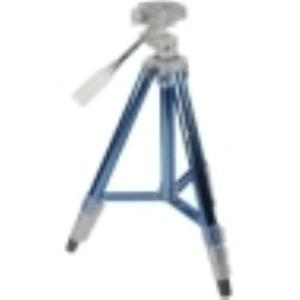 DigiPower TP-TR47 Floor Standing Tripod 47IN Height Pink Light Blue