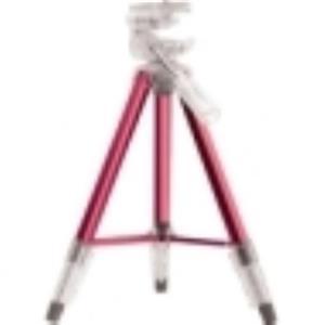 DigiPower TP-TR47PNK Floor Standing Tripod 47IN Height Pink TP-TR47PNK